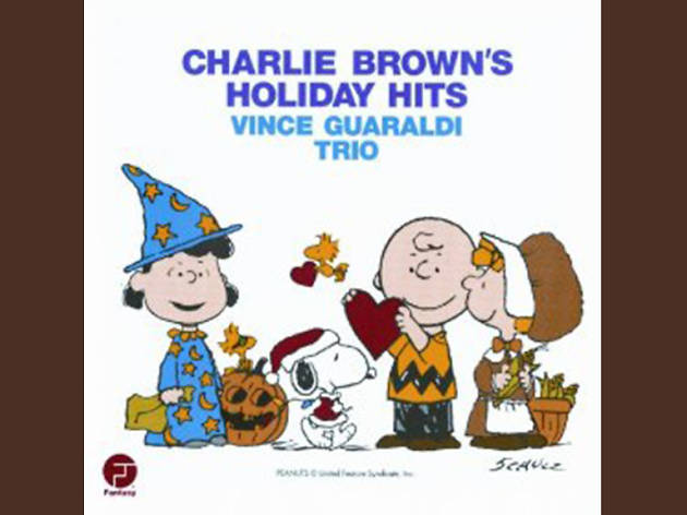 "2. ""A Charlie Brown Thanksgiving"" by Vince Guaraldi Trio"