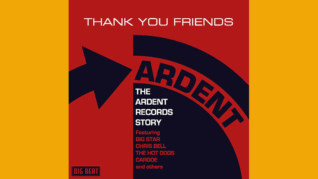 "1. ""Thank You Friends"" by Big Star"