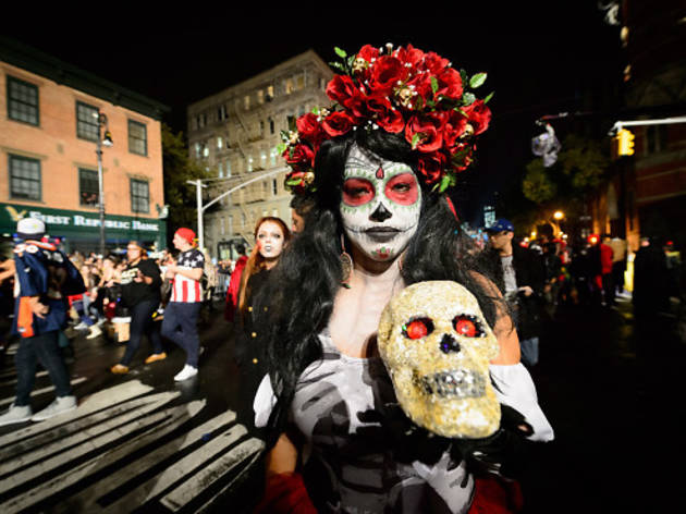 22 things you will definitely see this Halloween in NYC