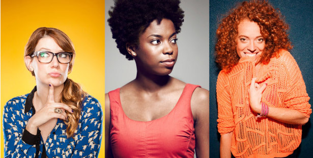 Time Out New York Women of Comedy