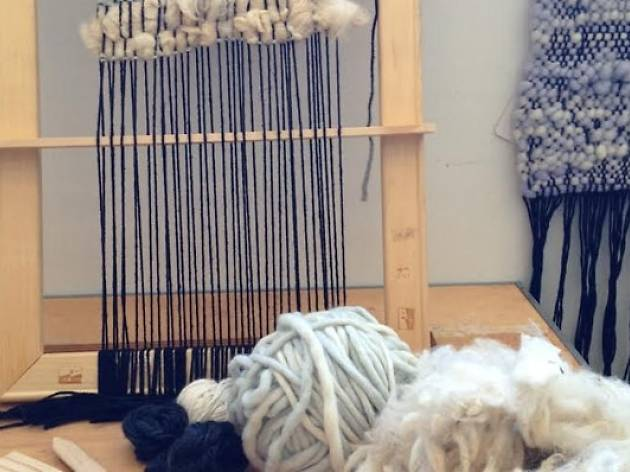 Macrame Weaving Workshop with Jo Abellera