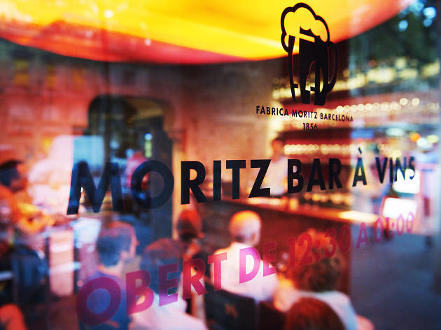 Bar à Vins Moritz