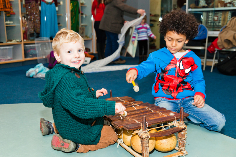 Free indoor play spaces in London