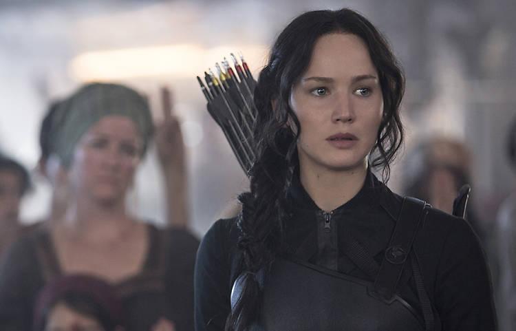 Hunger Games: Mockingjay Pt. 2