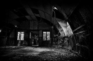 Abandoned RAF Rivenhall