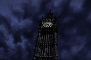 Ominous Big Ben