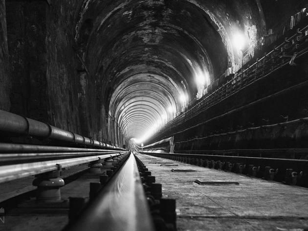 Terrifying Thames Tunnel