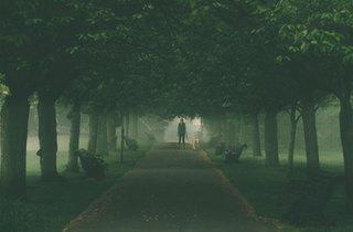 Creepy Greenwich Park