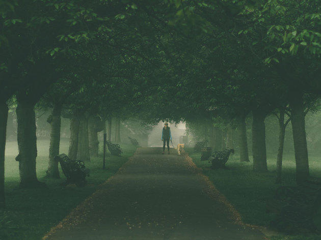 35 spooky photos of London