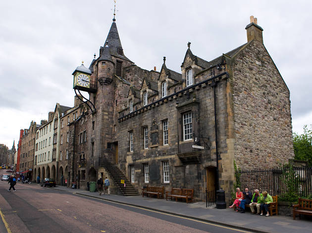 The People's Story, Museums, Edinburgh
