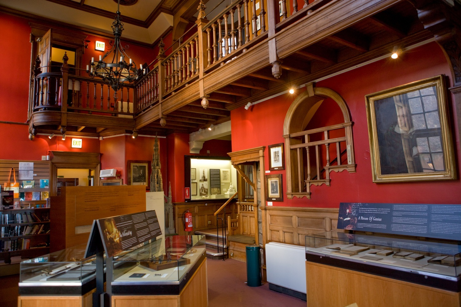 The Writers' Museum, Museums, Edinburgh