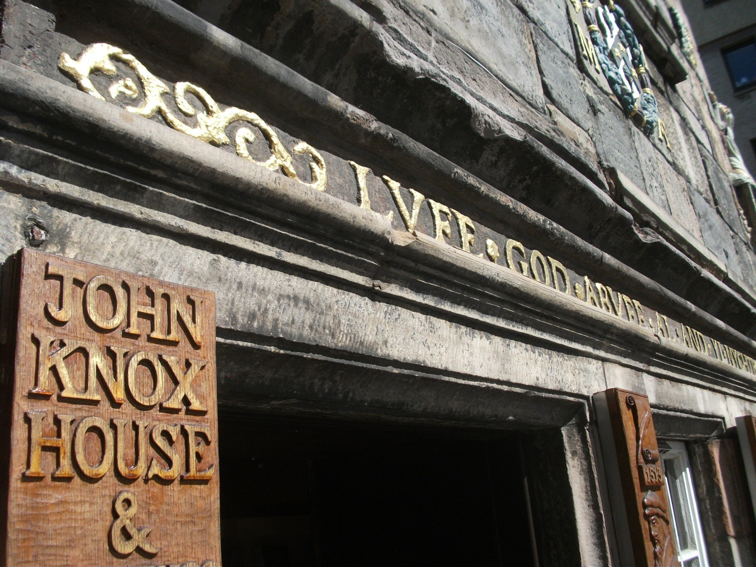 John Knox House, Museums, Edinburgh