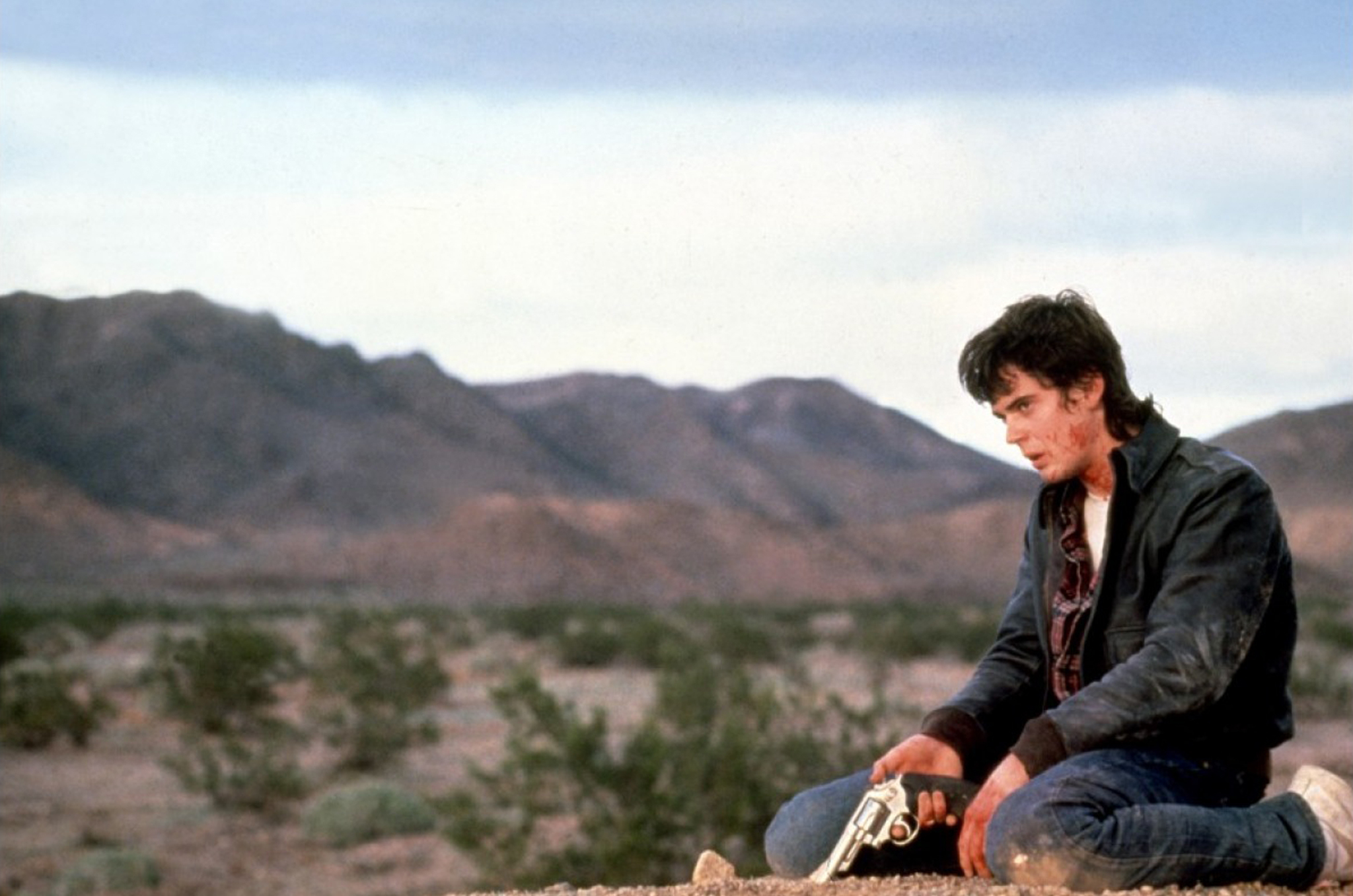 The Hitcher, terrifying movie moments, horror movies