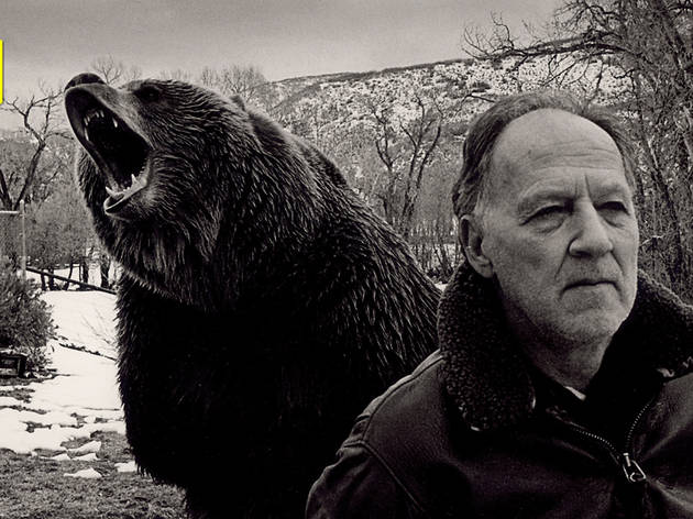 Grizzly Man, terrifying movie moments, horror movies