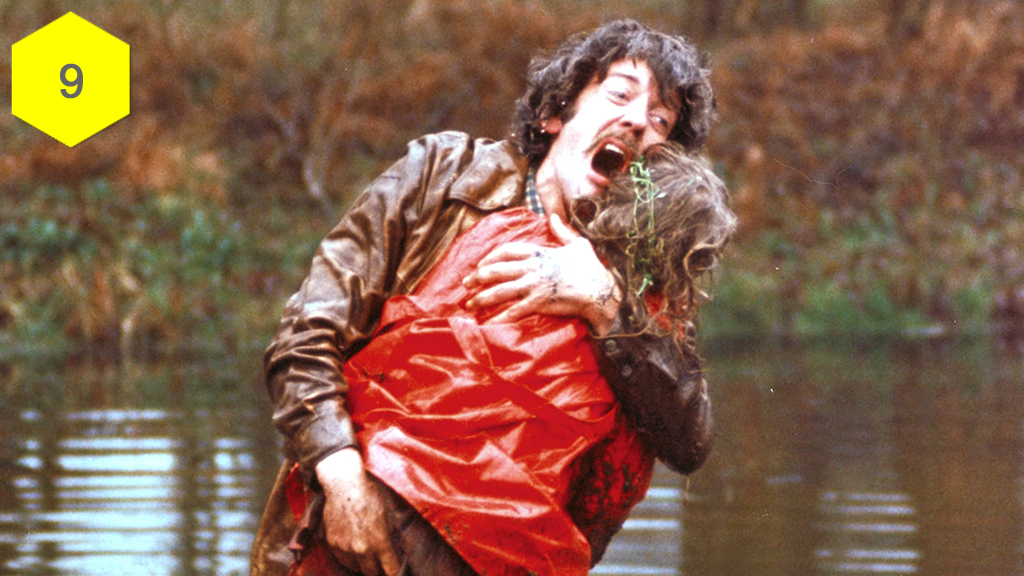 Don't Look Now, terrifying movie moments, horror movies