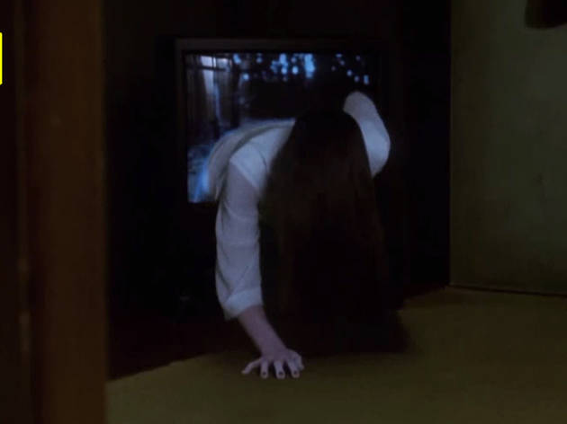 Ringu, terrifying movie moments, horror movies