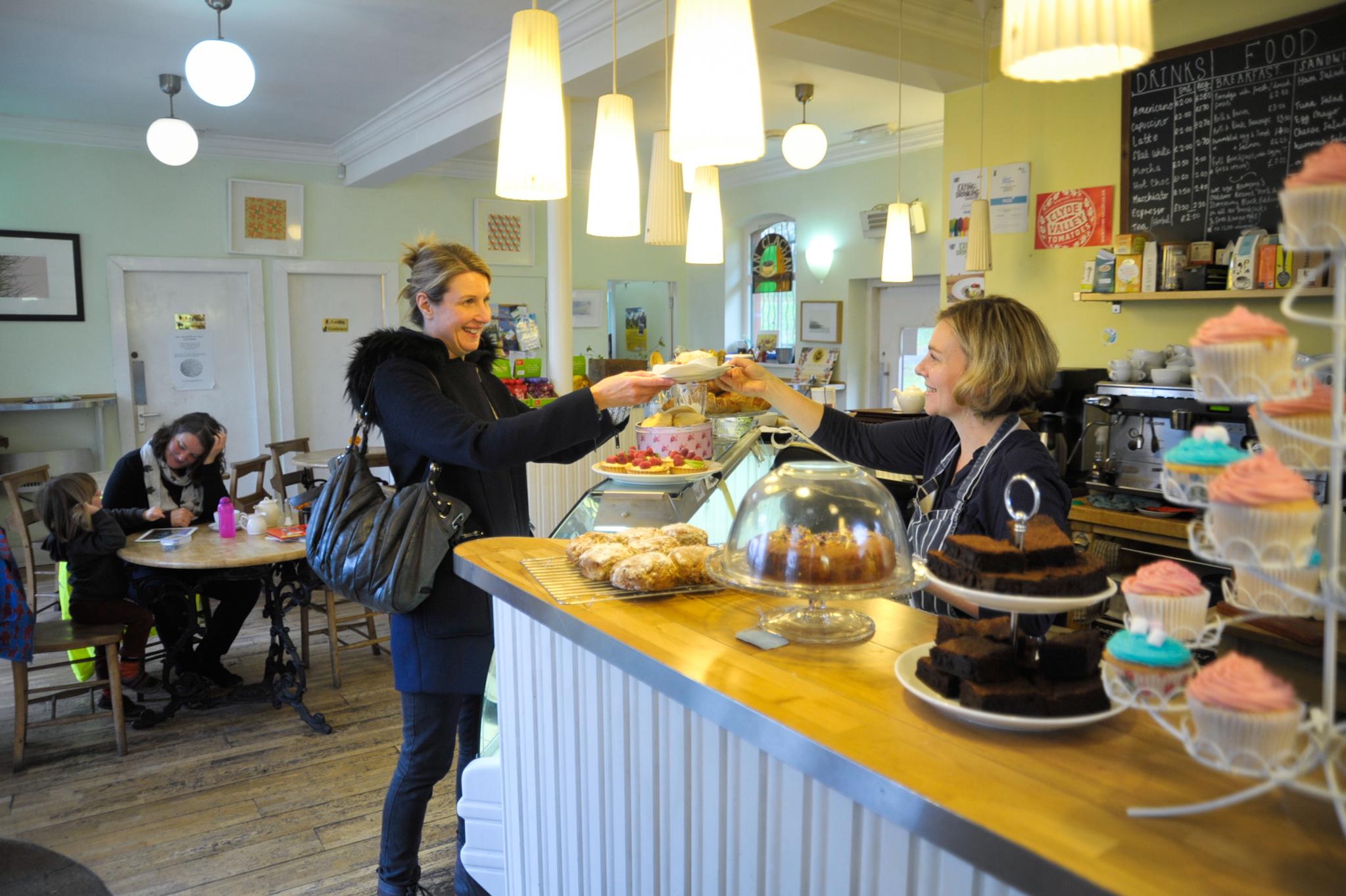 An Clachan Café