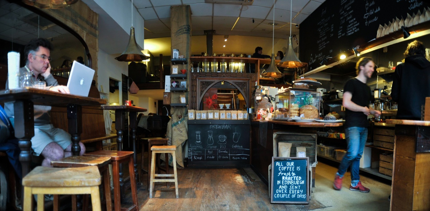 Artisan Roast, Cafes, Cheap, Glasgow