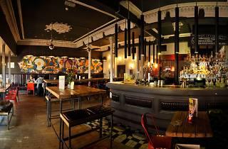 Bar Soba, Cocktail bars, Glasgow
