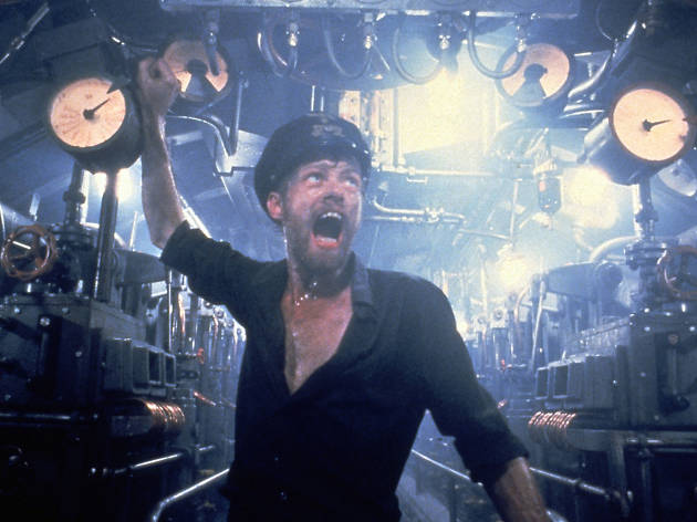 Das Boot, terrifying movie moments, horror movies