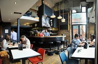 Cafezique, Restaurants, Brunches, Glasgow