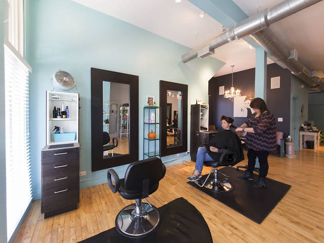 Best Chicago hair salons