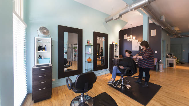 Best Chicago hair salons