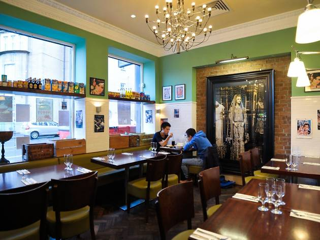 The best cheap eats in Glasgow
