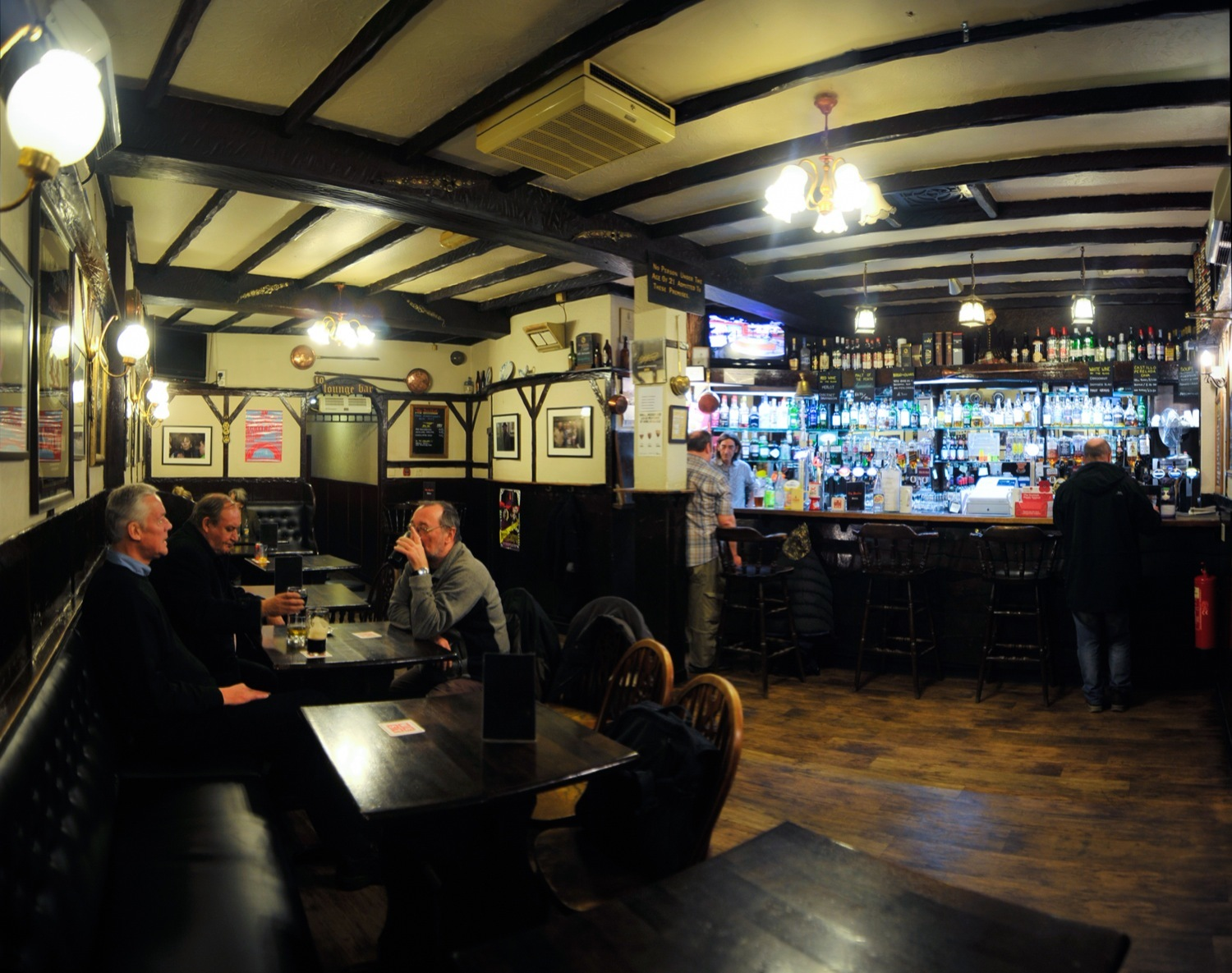 The Doublet, Pubs, Glasgow