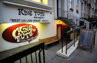 King Tut's Wah Wah Hut, Music venues, Bars, Glasgow