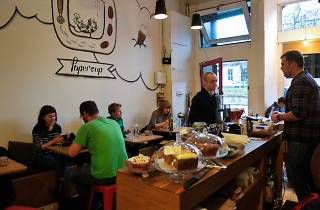 Papercup, Cafes, Glasgow