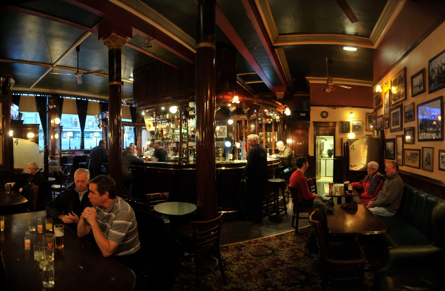 The State, Pubs, Glasgow