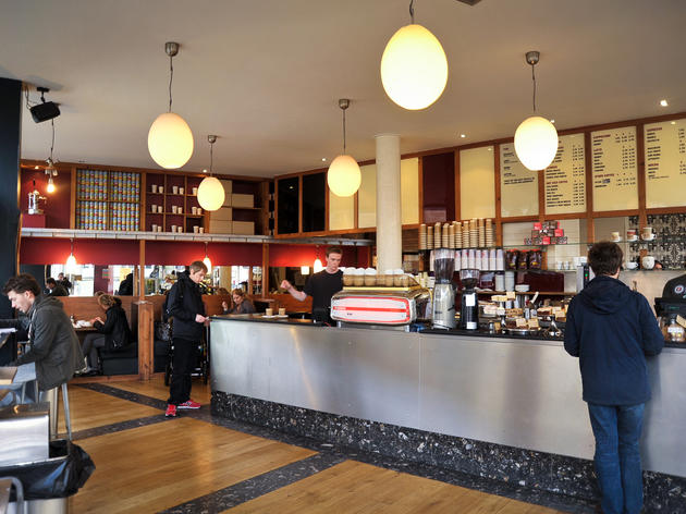 Glasgows Best Coffee Shops And Cafes Restaurants Time