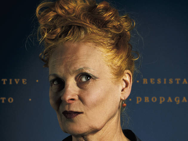 (Vivienne Westwood © Christian Shambenait)