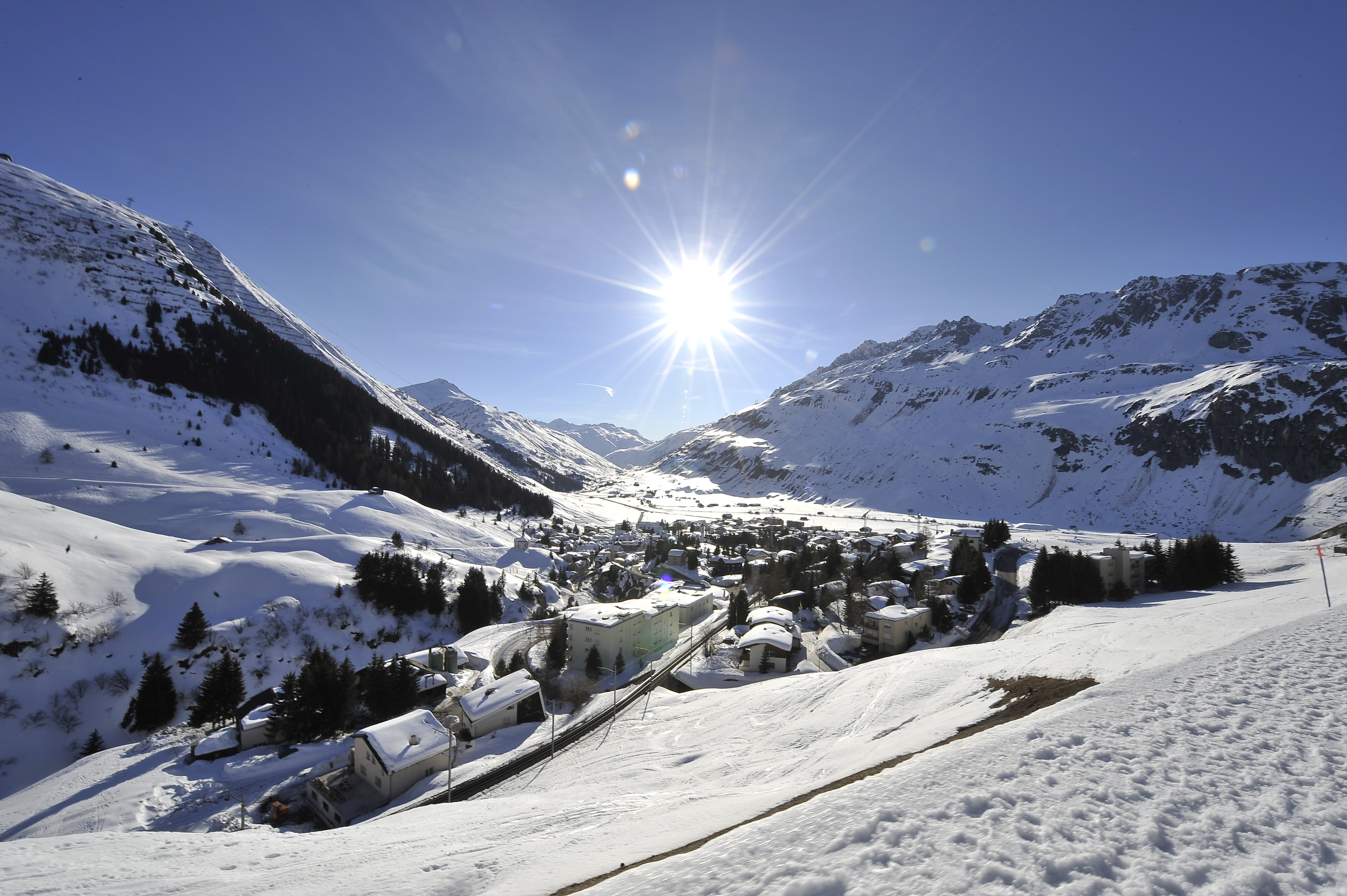 swiss ski resorts – guide to skiing in switzerland – time out