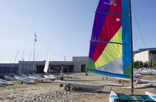 Northwestern University Sailing Center, Evanston