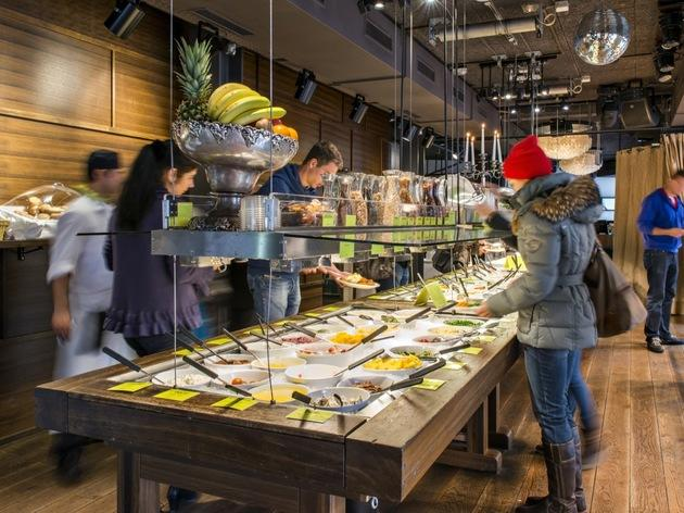 Zurich's best healthy eating joints
