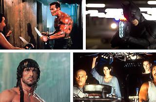 Collage, Catchphrases Quiz, 100 best action movies