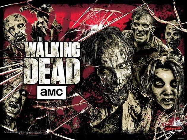 Walking Dead Pinball Release Party