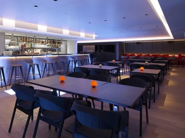 Rooftop 42 rooftop bar in Geneva