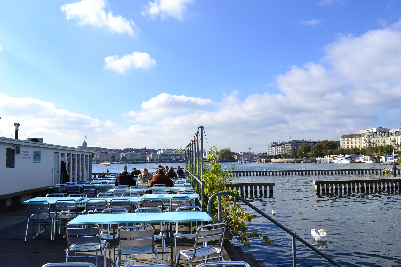 La Buvette des Bains  • Geneva