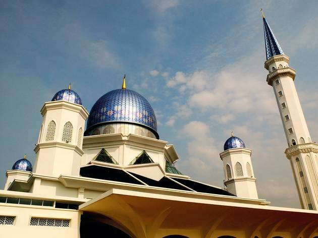 Masjid Abdullah Fahim