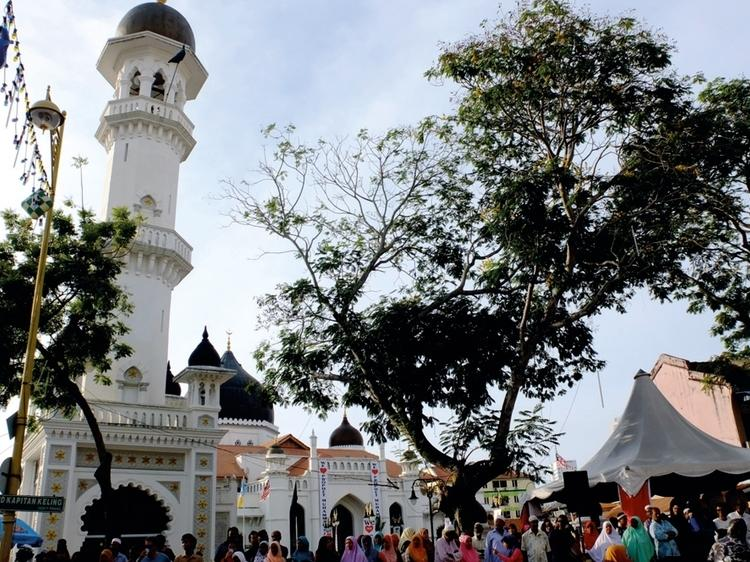 Mosques of Penang