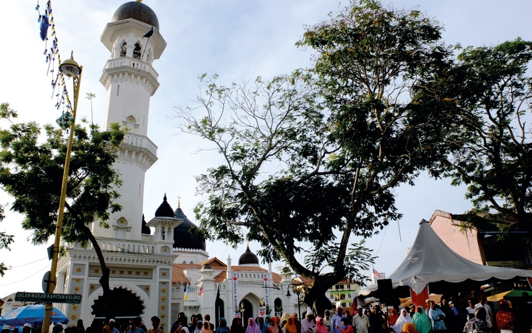 Mosques of Penang