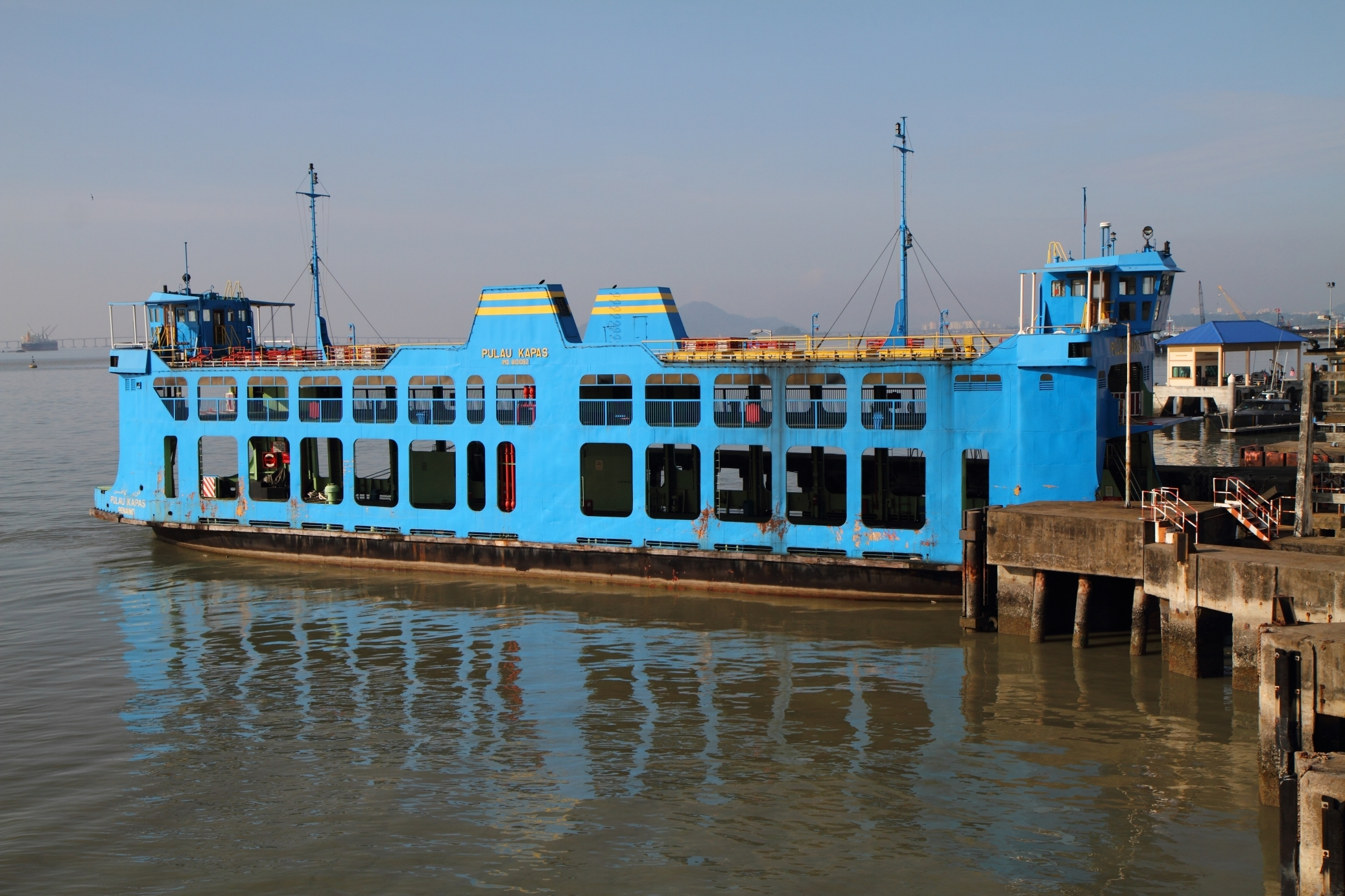 Weld Quay