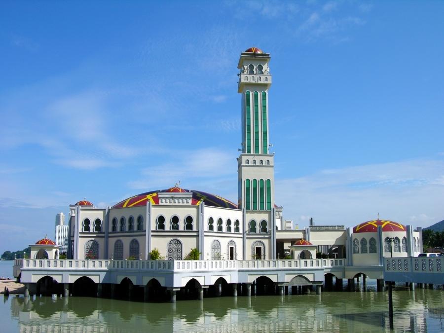 Tanjung Bungah Floating Mosque