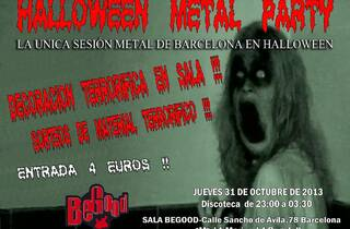 Halloween Metal Party