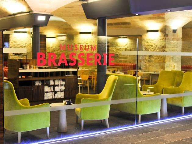Museum Brasserie, Cafes, Glasgow
