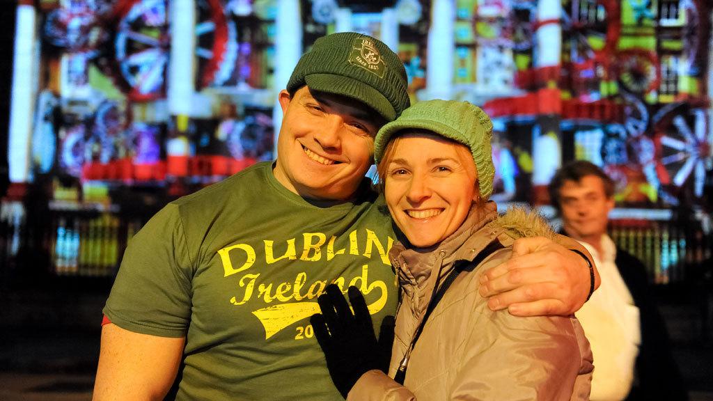 Don't miss the New Year's Festival Dublin