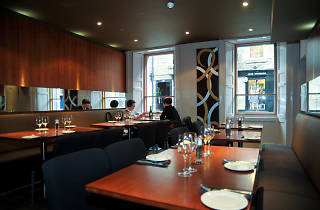 Iris, Restaurants, Edinburgh